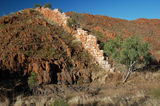 Picture relating to Halls Creek - titled 'China Wall'