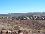 Picture relating to Cape Keraudren - titled 'Roebourne'
