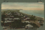 Picture relating to Townsville - titled 'View of Townsville and the beach, ca. 1905'