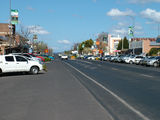 Picture relating to Oberon - titled 'Oberon Main Street'
