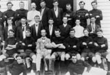 Picture relating to Helidon - titled 'Helidon Rugby League Club, Premiers in 1914'