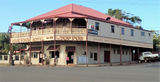 Picture relating to Cooktown - titled ''Top Pub' Hotel Charlotte Street Cooktown'