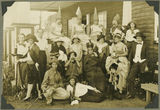Picture of / about 'Yeppoon' Queensland - School play, The Happy Man, performed at St Faiths, Yeppoon, 1927