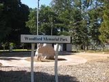Picture relating to Woodford - titled 'Woodford Memorial Park'