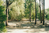 Picture relating to Cathedral Ranges State Park - titled 'Cathedral Ranges State Park; Cooks Mill camp ground'