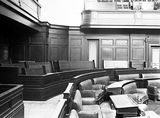 Picture relating to Parliament House - titled 'House of Representatives chamber. Old Parliament House.'
