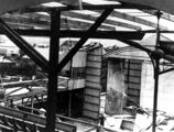 Picture relating to Mackay - titled 'Cyclone damage to a theatre at Mackay , 1918'