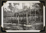 Picture of / about 'Rollingstone' Queensland - Tropical dining at the Men's Mess, Rollingstone army camp, Queensland, 1943