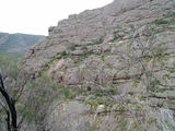 Picture relating to Grampians National Park - titled 'Rock formations in the Grampians National Park'