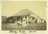 Picture relating to Maryborough - titled 'Stanley Hill's house in Maryborough, Queensland'
