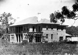 Picture relating to Deakin - titled 'Prime Minister's Lodge Adelaide Avenue, Deakin, from north west.'