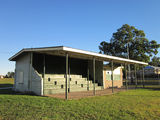 Picture relating to Boonah - titled 'Boonah - Grandstand Coronation Park'