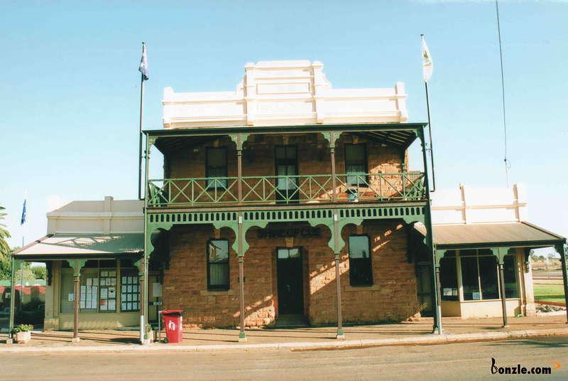 Cue Historic Buildings - WA  Jjdjh
