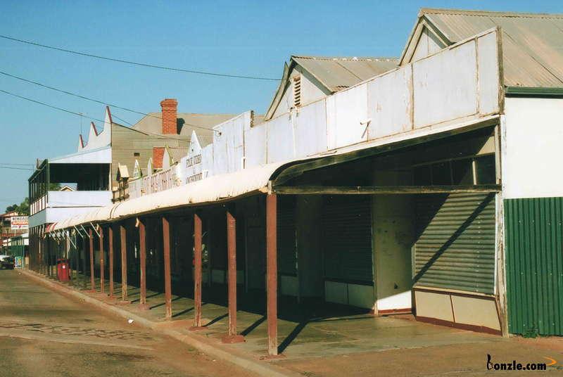 Cue Historic Buildings - WA  2xecd