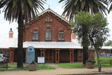 Picture relating to Warialda - titled 'Warialda Court House, Stephen Street'