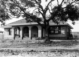 Picture of / about 'Parkes' the Australian Capital Territory - Oakley and Parkes cottage, National Circuit, Forrest.