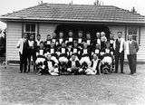 Picture relating to Ainslie - titled 'Ainslie Australian Rules Football Team'