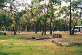 Picture relating to Lal Lal Mine - titled 'Lal Lal Forest Park; Iron Furnance camp ground'