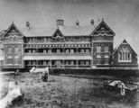 Picture relating to Toowoomba - titled 'View of Toowoomba Grammar School, ca. 1876'