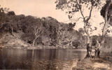 Picture relating to Gold Coast - titled 'Gold Coast Currumbin Creek  1930's'