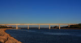 Picture relating to Mandurah - titled 'Bridge over Dawesville Channel'
