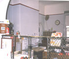 Avenel Interior of the Post Office - which is now closed in its present location and moved across to the Newsagents & Groceries. Hails & Nails and Avenel Country Kitchens (extension Built On) is in this building.