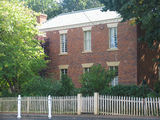 Picture relating to Evandale - titled 'Marlborough House Evandale'