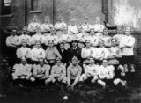 Picture relating to Sydney - titled 'Australasian Rugby League Team who toured to England in 1911-12'