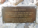 Picture relating to Swan Creek - titled 'Swan Creek'