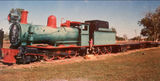 Picture relating to Katherine - titled 'North Australia Railway Steam Locomotive Katherine'