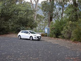 Picture relating to Scammells Lookout - titled 'Scammells Lookout Car Park'