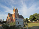 Picture relating to Mudgee - titled 'St John the Baptist Anglican Church in Mudgee'