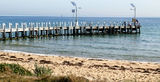 Picture relating to Safety Beach - titled 'Safety Beach Jetty'