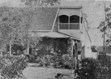 Picture relating to Taabinga - titled 'Taabinga Homestead near Kingaroy Queensland'