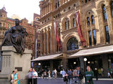 Picture relating to Town Hall - titled 'Queen Victoria Building 6'
