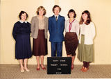 Picture of / about 'Scott Creek' South Australia - Scott Creek Primary School Staff 1982