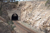 Picture relating to Bethungra - titled 'Northbound tunnel on the Bethungra Spiral'