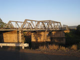 Picture relating to Gatton - titled 'Gatton - railway bridge'