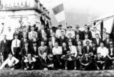 Picture of / about 'Tully' Queensland - Inaugural meeting of the Tully Irish Club at Sarvey Boarding House