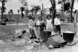 Picture of / about 'Petrie' Queensland - Picnicking at Petrie, 1926