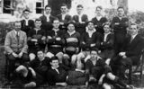 Picture relating to Toowoomba - titled 'Toowoomba Grammar School Rugby Union Team, 1927'