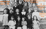 Picture relating to Hendra - titled 'Hendra State School  1923--Is your Ancestor here?'