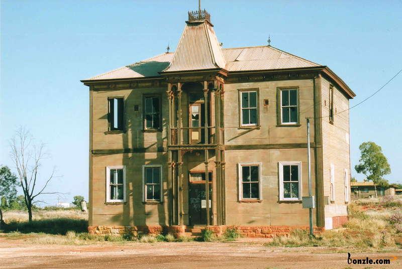 Cue Historic Buildings - WA  5rhgp