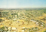 Picture relating to Griffith - titled 'Griffith 1964 from the air'