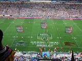 Picture relating to Homebush - titled 'COWBOYS 17 V BRONCOS 16  Rugby league Grand Final 2015 ANZ Stadium Homebush'