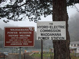 Picture relating to Waddamana - titled 'Waddamana Power Station Museum TAS'