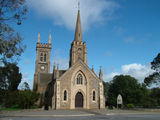 Picture relating to Strathalbyn - titled 'St. Andrews Uniting Church Strathalbyn'