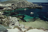 Picture relating to Rottnest Island - titled 'Cove on Rottnest Island '