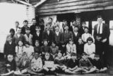 Picture of / about 'Thallon' Queensland - Thallon State School group, 1923