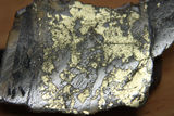 Picture relating to Blue Creek Mine - titled 'Blue Creek Mine High Grade Ore 15% copper'
